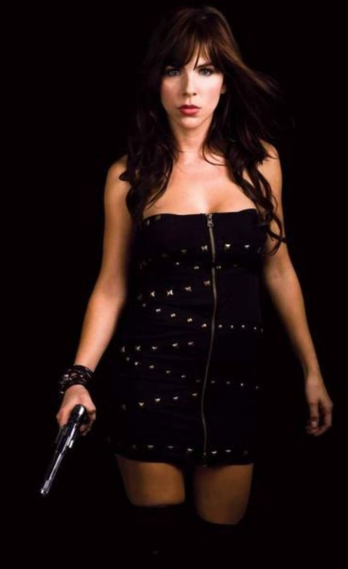 Review: Rosario Tijeras (TV series) - Girls With Guns