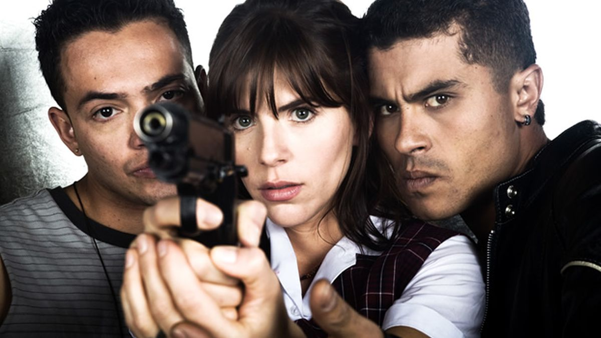 Review: Rosario Tijeras (TV series) - Girls With Guns