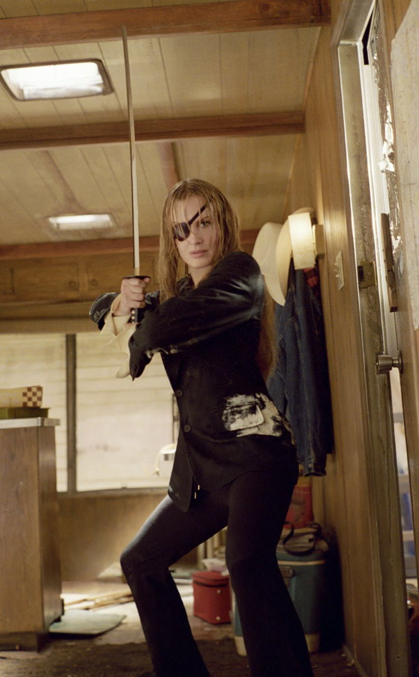 What Kill Bill: The Whole Bloody Affair Changes …