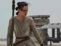 Daisy Ridley's stunt double, Chloe Bruce