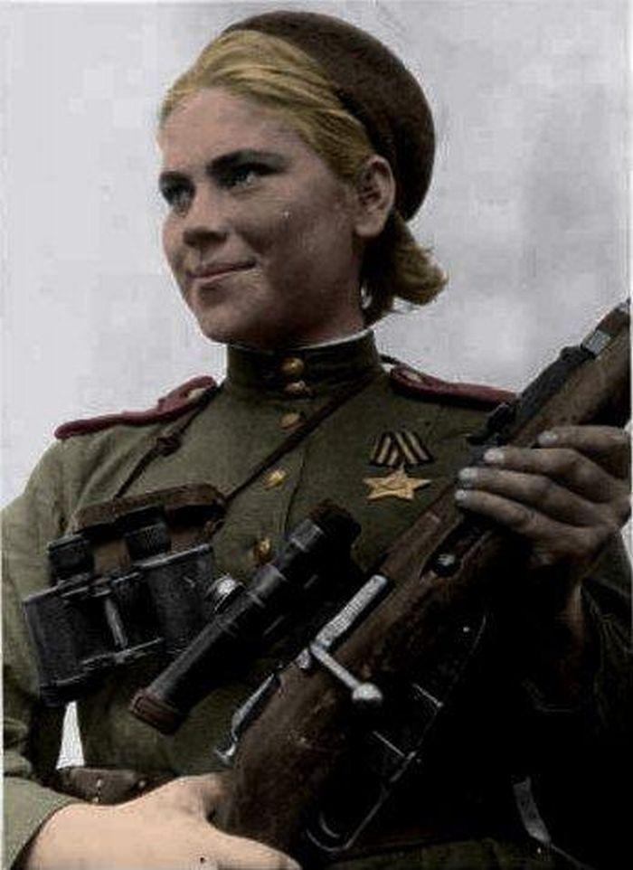 Roza Yegorovna Shanina