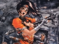 The art of Masamune Shirow