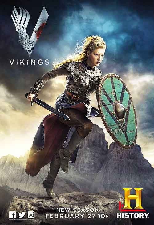 Feature: Of Lagertha, valkyries and other Viking era warrior
