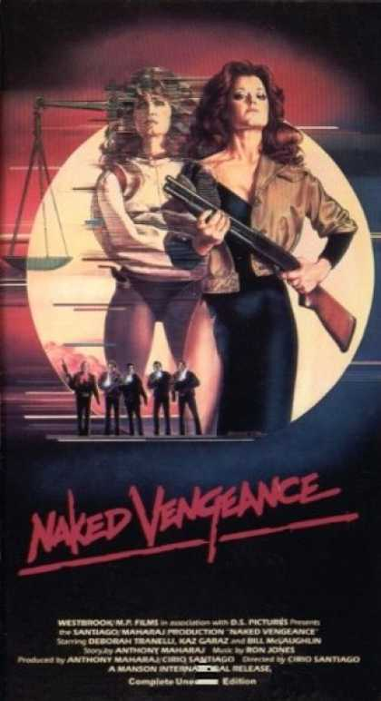 nakedvengeance