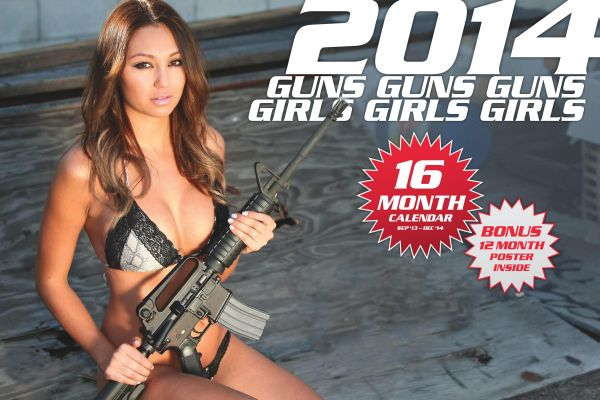 gunsandgirlscalendar