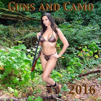guns and camo