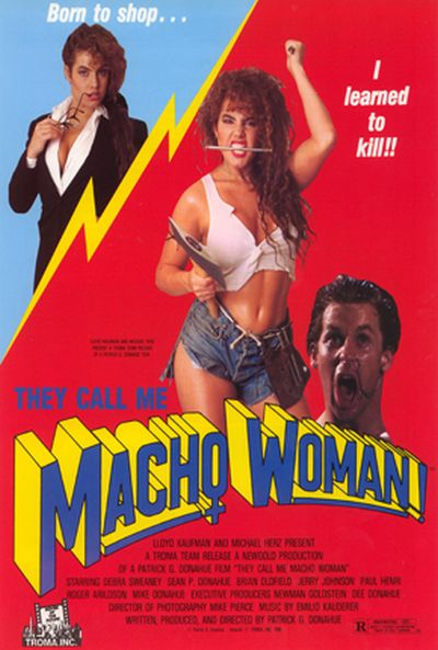 macho woman
