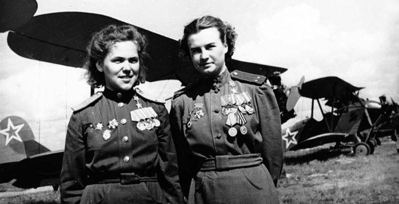 Rufina Gasheva and Nataly Meklin