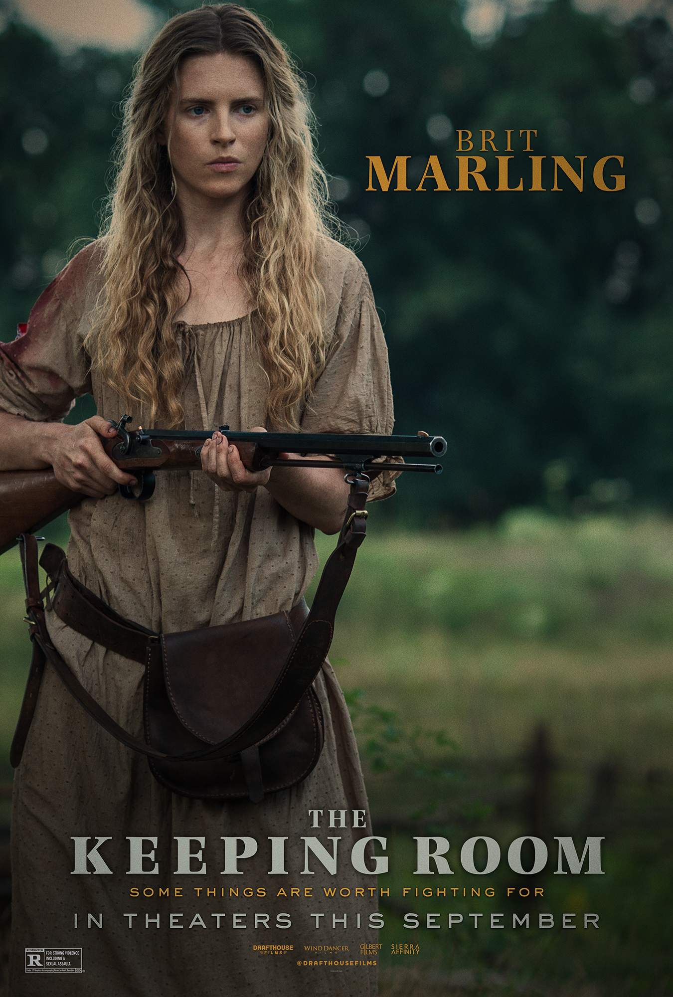 Review: The Keeping Room - Girls With Guns