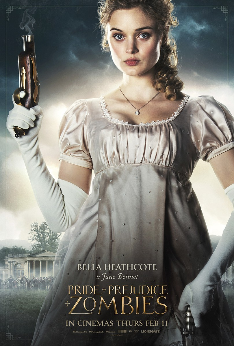 Review pride prejudice zombies girls with guns pride and prejudice and zombies thecheapjerseys Images