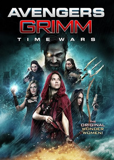 Review: Avengers Grimm: Time Wars - Girls With Guns
